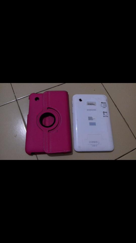 Samsung Galaxy Tab 2 Putih Mulus Jogja :)