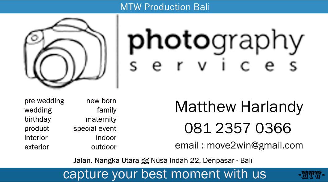 Tour & Travel Photography Bali