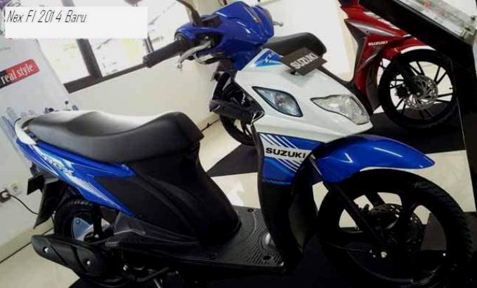 Suzuki Nex FI 2014 Baru ( Promo Kredit ) ,-