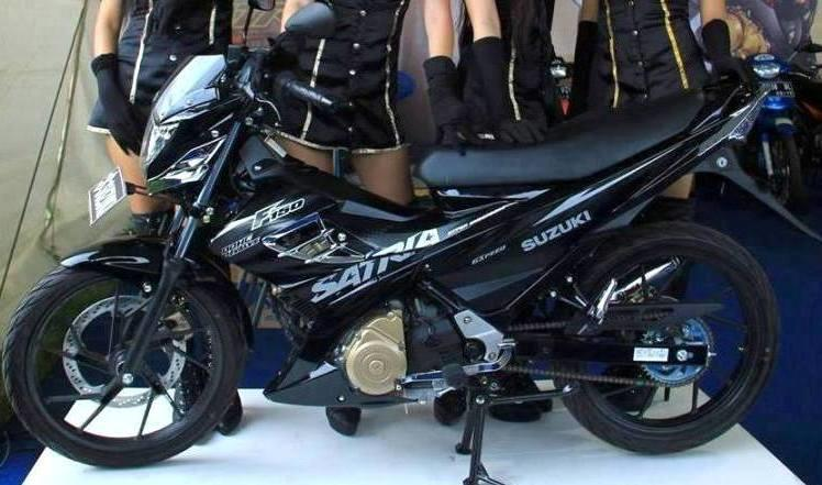 Suzuki Satria F150 2014 Baru ( Promo Kredit )