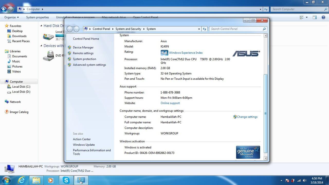 TERJUAL Install Windows XP, 7, 8 ,8.1 Bisa Update di situs Microsoft ...