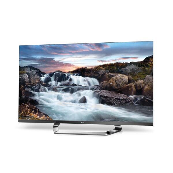Di jual murah LED 3D + smart TV 47 inch type 47LM8600 di bawah harga pasaran