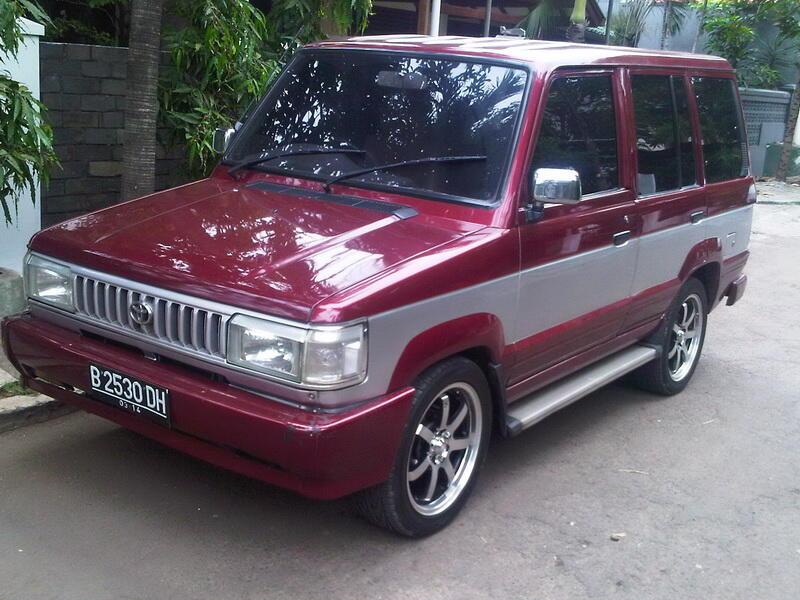 Kijang Rover 96 Bagus