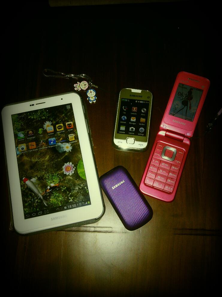 JUAL SAMSUNG GALAXY TAB 2 7.0 3G