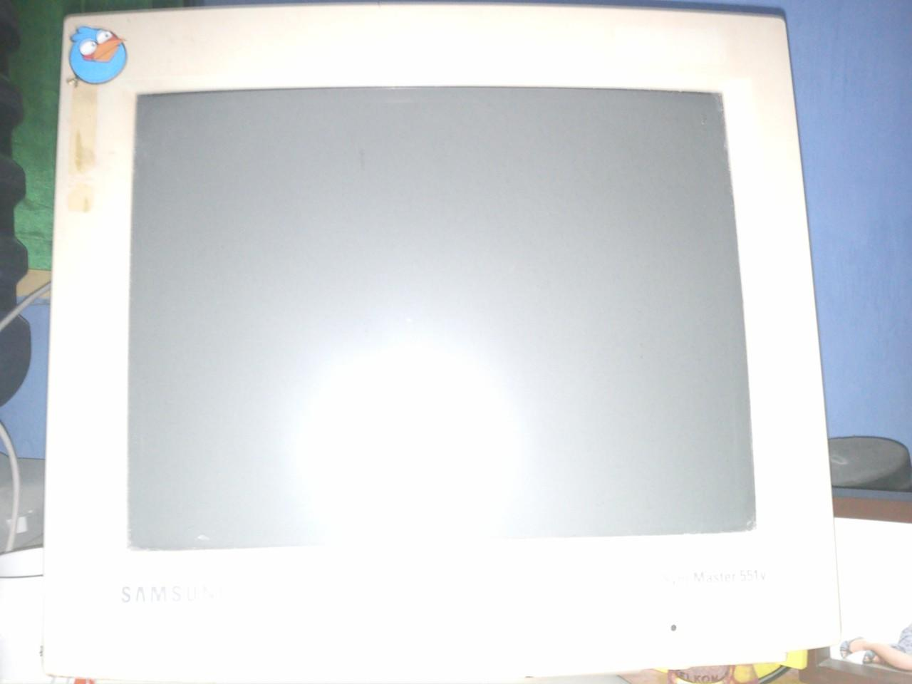 Monitor CRT Samsung