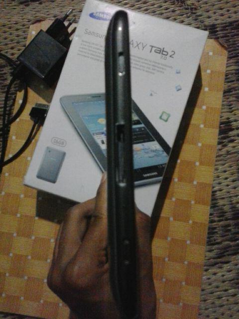 Samsung Tab2 mulus murah gan