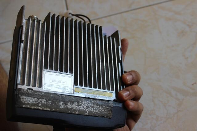Radio Rig KENWOOD TM271A kondisi bagus mulus, silahkan gan