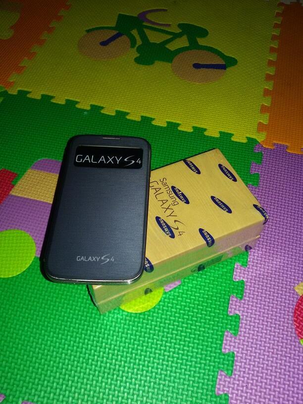 Jual Murah Samsung Galaxy S4 Bergaransi hanya Rp 4,850,000