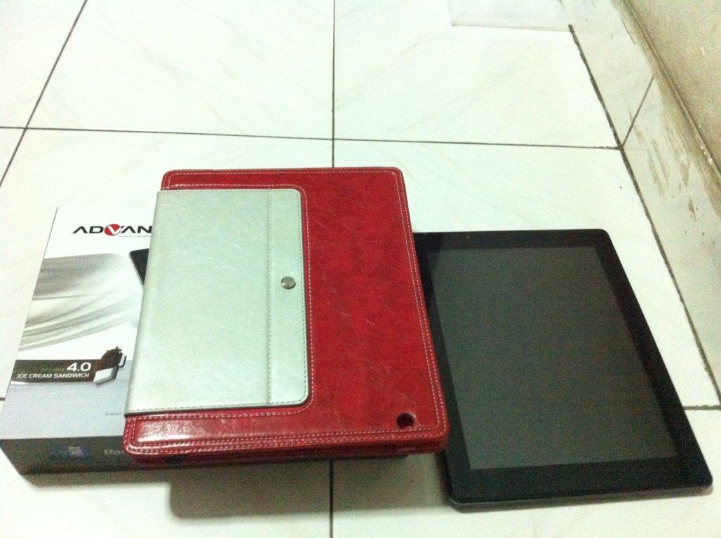 Tablet Advan Vandroid T3-A Bandung Mulus