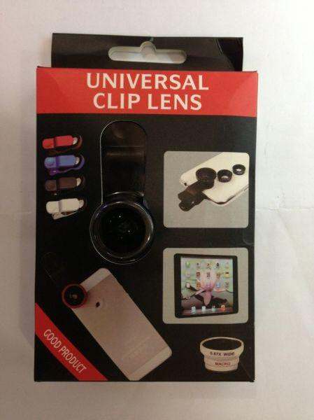 Ready Universal Clip Lens