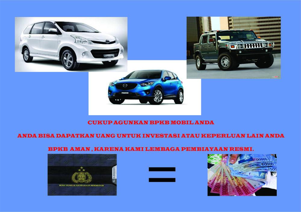 Refinancing mobil dengan bunga murah