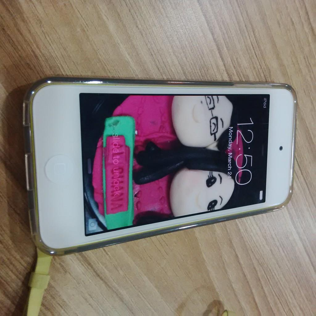iPOD TOUCH 5th GEN YELLOW 32gb (BARU PAKAI 4 BULAN)