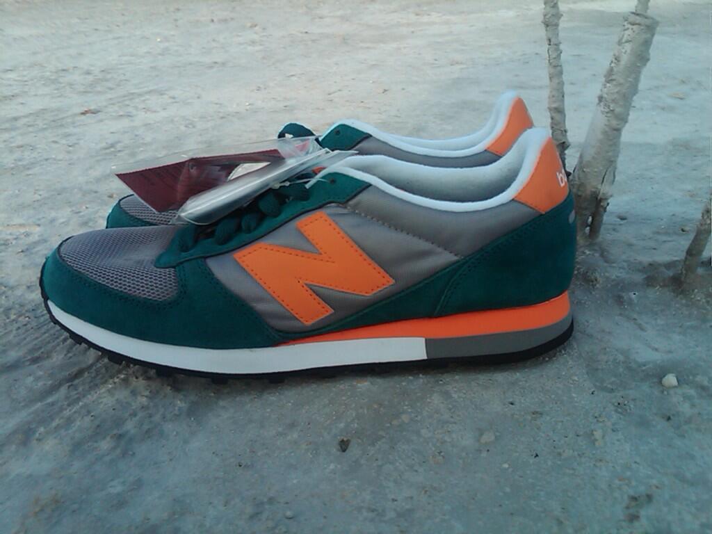 "====== ""New Balance 430 Original"" ====== Madein Indonesia Size 8 ( 41 )"