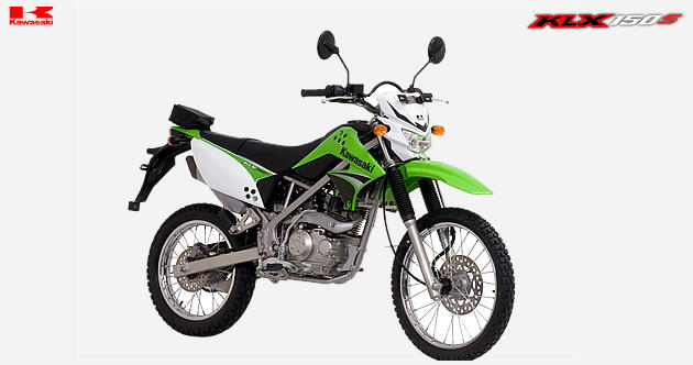 Motor Kawasaki KLX 150S | Showroom Kawasaki dan Dealer Kawasaki Tangerang Selatan