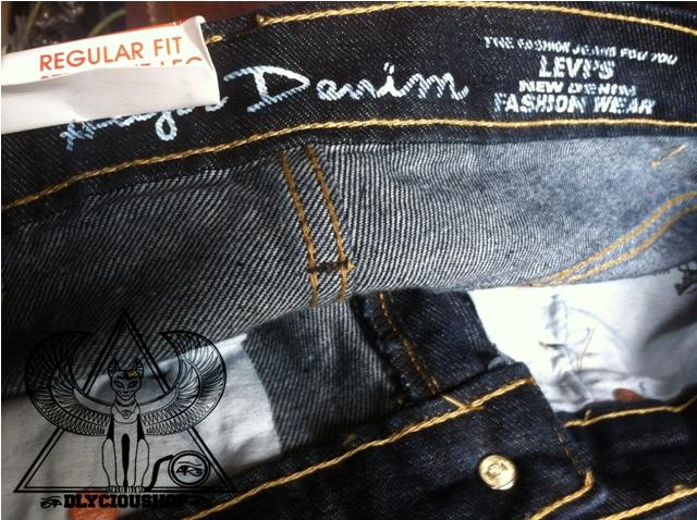"""-LEVI'S JEANS, JACKET & CHINO by @Dlycioushop, """"Best Quality of Replica"""""""