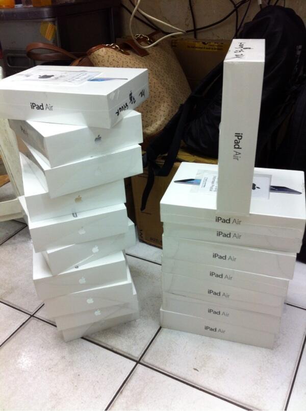 Jual iPad Air 32GB New Garansi 1 Tahun