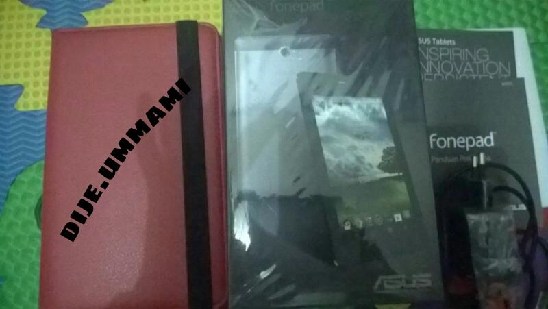 JUAL Tablet Asus Fonepad 7 32G (ME371MG) BANDUNG