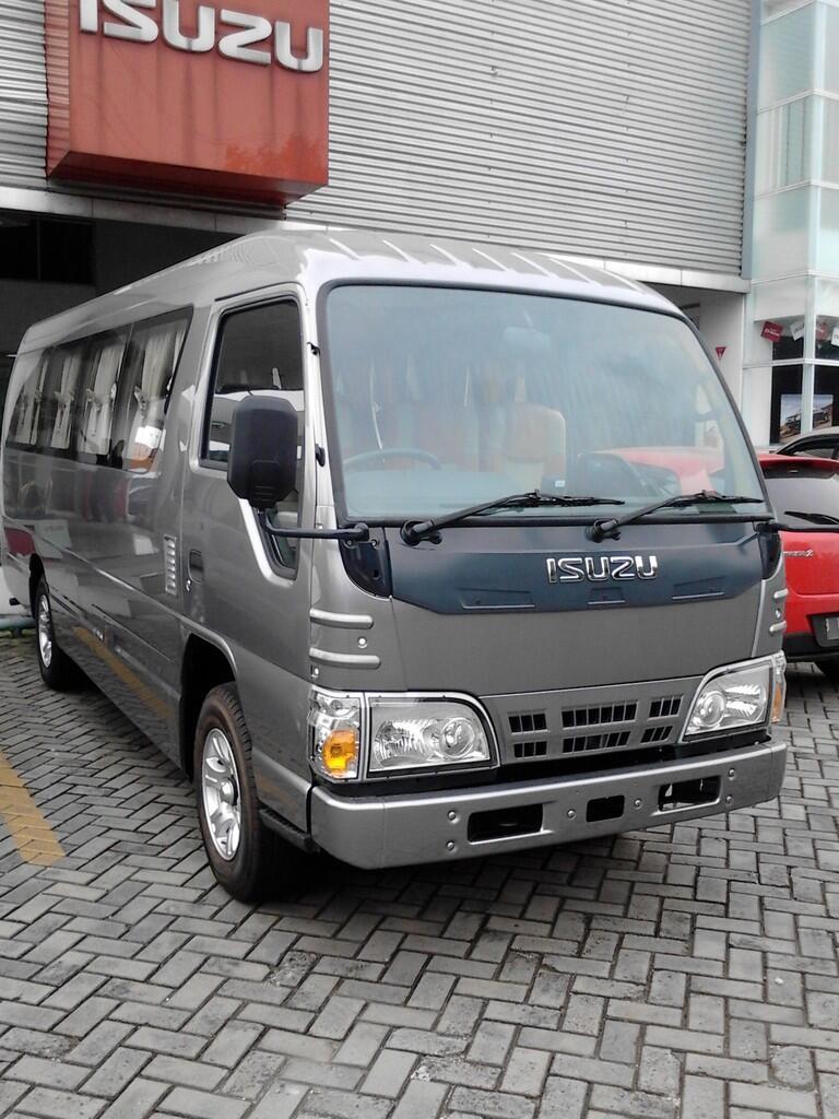 Isuzu Elf NKR 55 LWB 20 Seat (ready Stock)