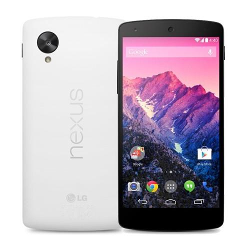 NEW Google Nexus 5 - Black (Prabayar Indosat) | Android 4.4.2 Ki