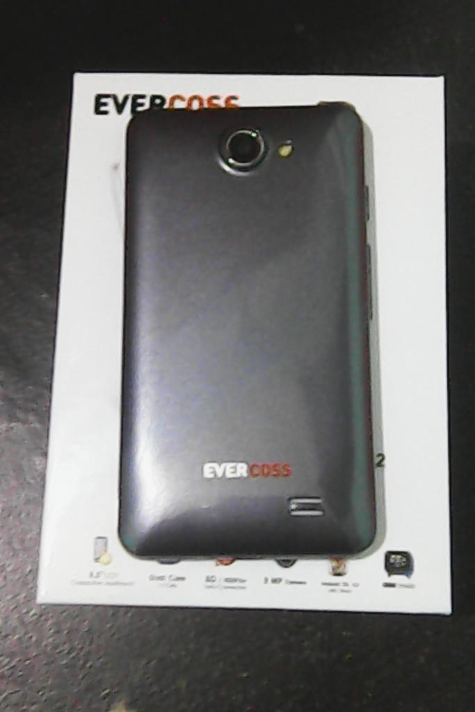 Promo Android Jelly Bean Evercoss A12 ( Connection 3G )