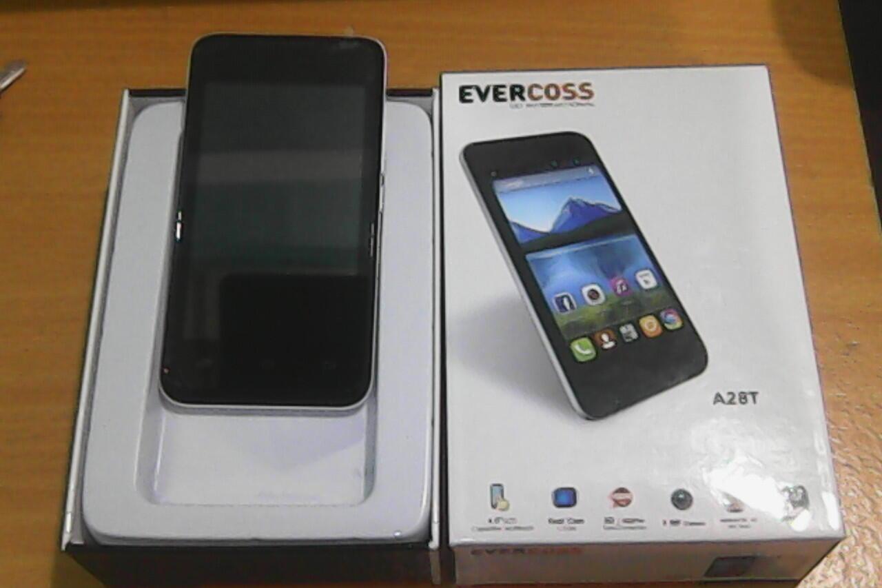Android Evercoss A28T Terbaru dan Termurah