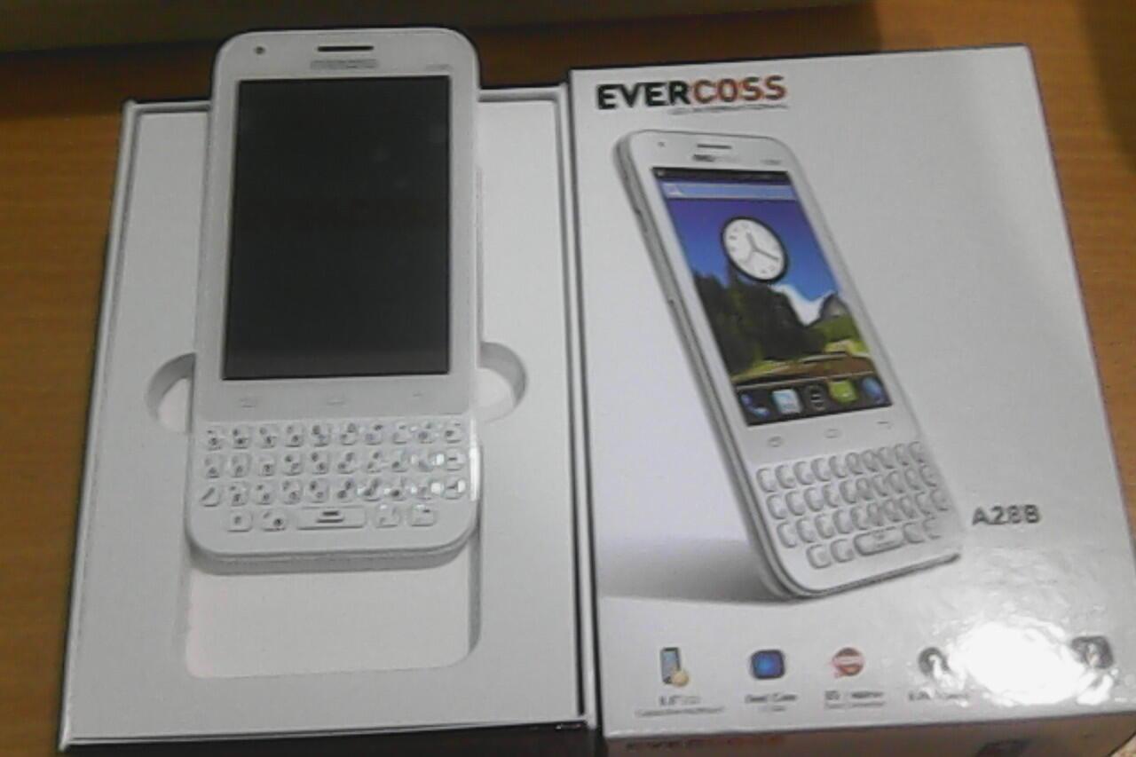 Android Evercoss A28B Harga Termurah