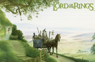 The Lord of the Ring & The Hobbit Extended Collection!! LENGKAP + bonus