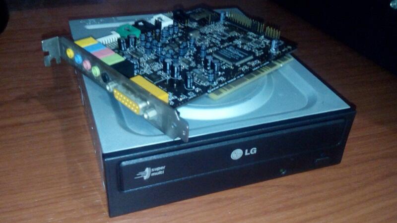 WTS : DVDRW Ide - PSU Power Pro - Kotak CD - Malang