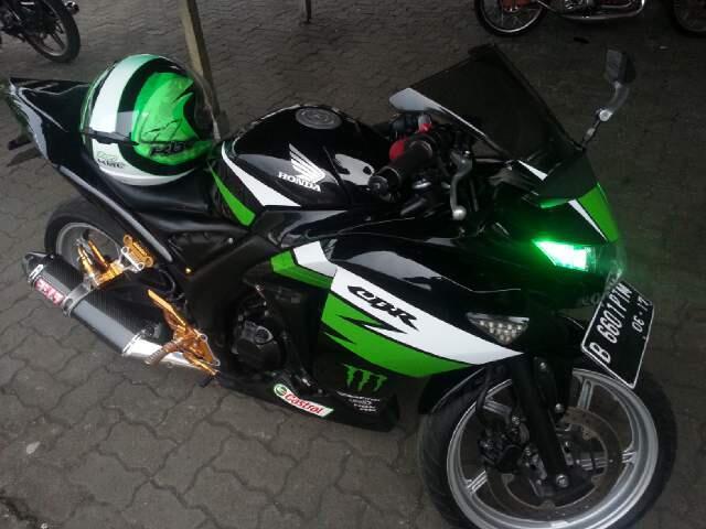 cbr 250cc....mulus mantap