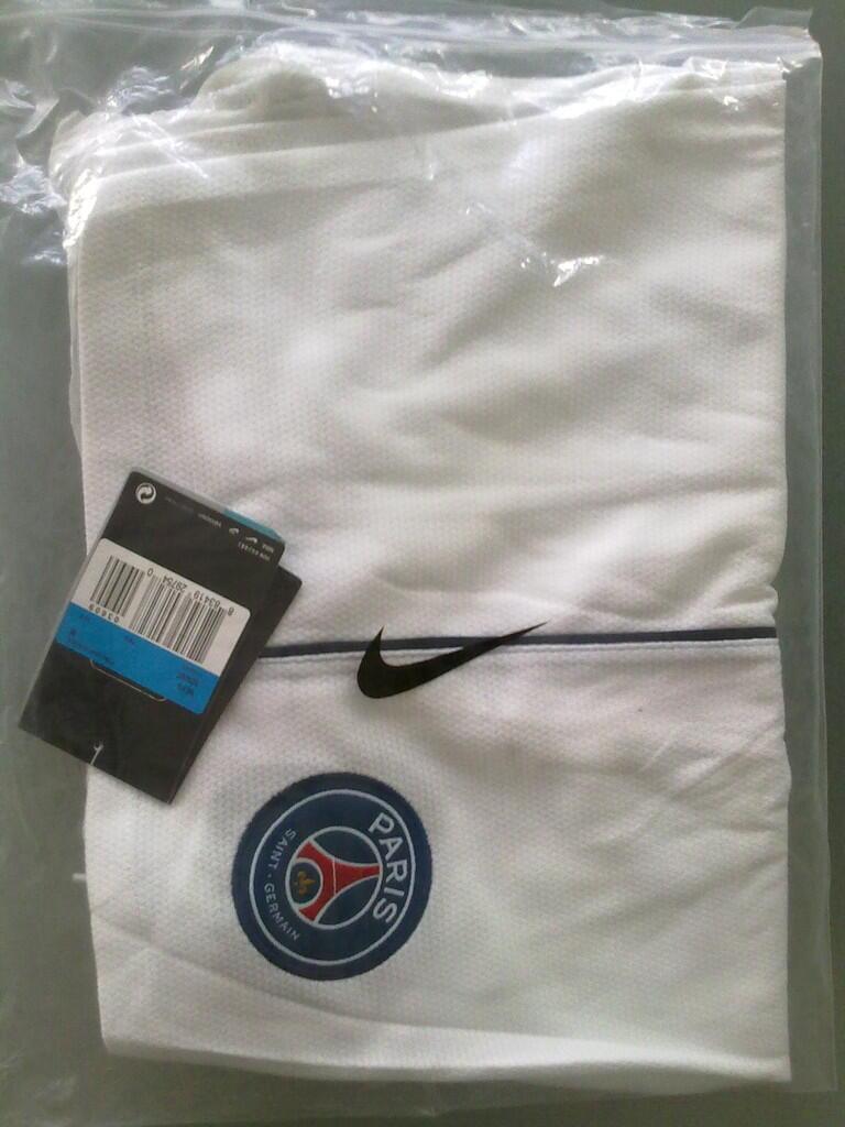 Shorts / Celana Grade Ori Paris Saint Germain / PSG Away 2013/2014