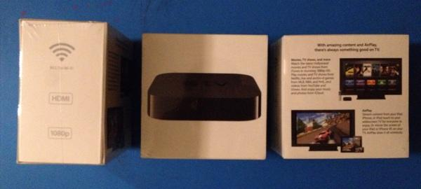 Apple TV 3rd Generation Full HD 1080p Baru BNIB