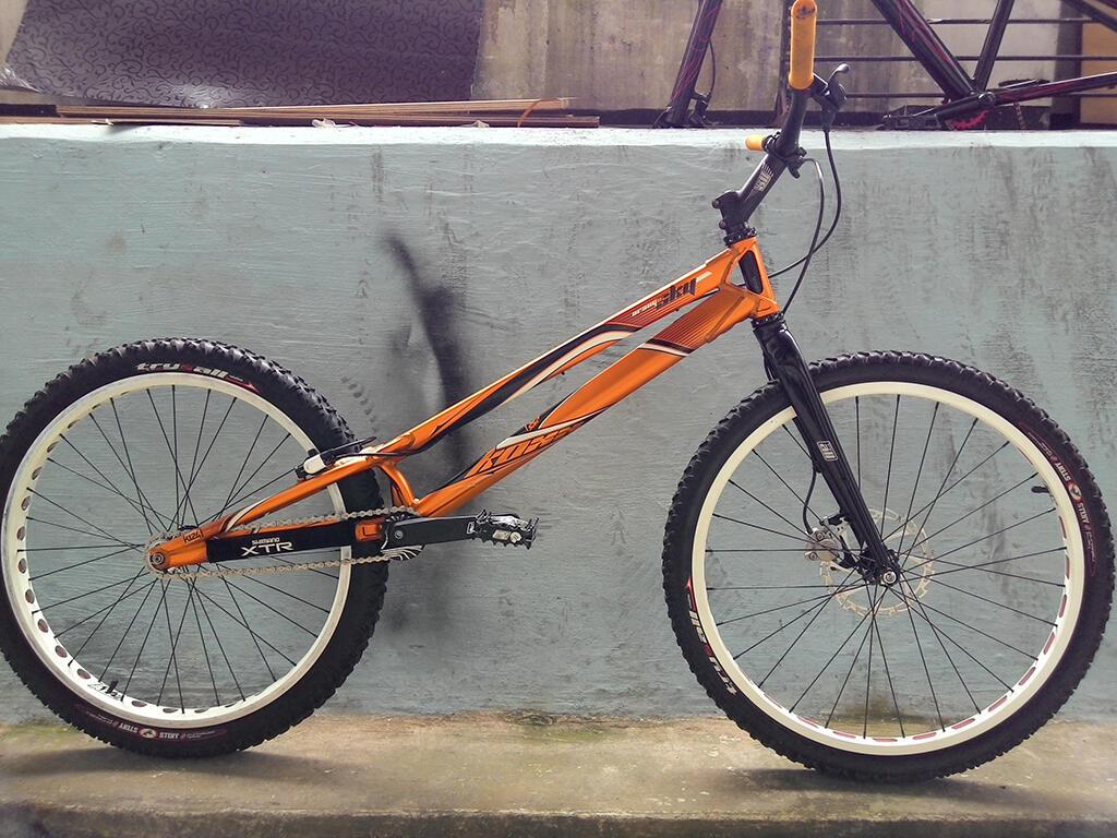 Sepeda Trail Koxx Sky Orange 26 Bandung