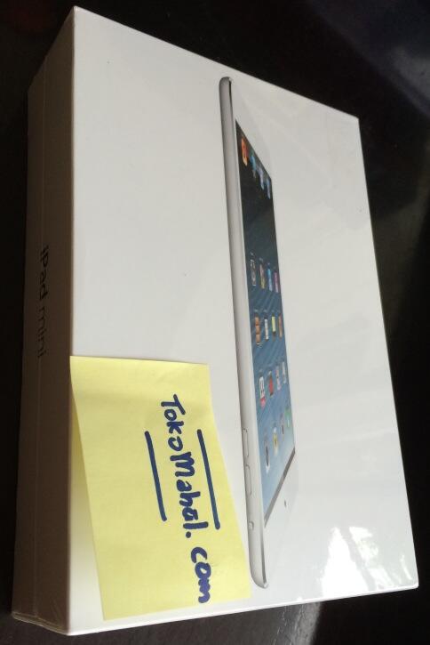 [BNIB] iPad mini 32 Warna Putih
