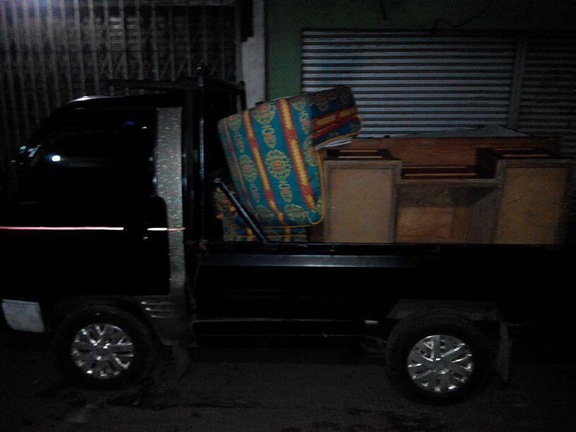 JASA PANGGILAN sewa PICKUP pindahan/pengiriman barang siap 24jam online