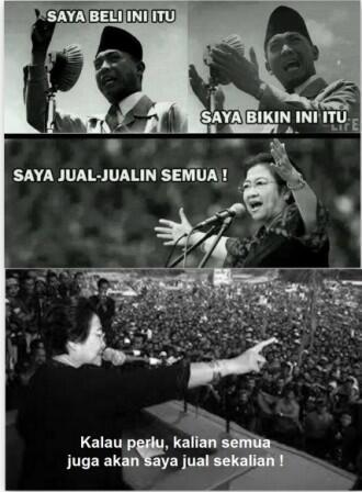 [INDONESIA&PANASTAK FOR SALE]JeKa: Presiden, Wapres, Menteri nya Indonesia Pengusaha!