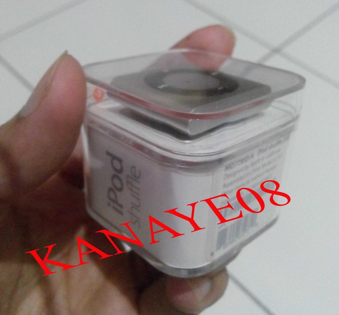 Apple ipod shuffle 2GB - BNIB segel