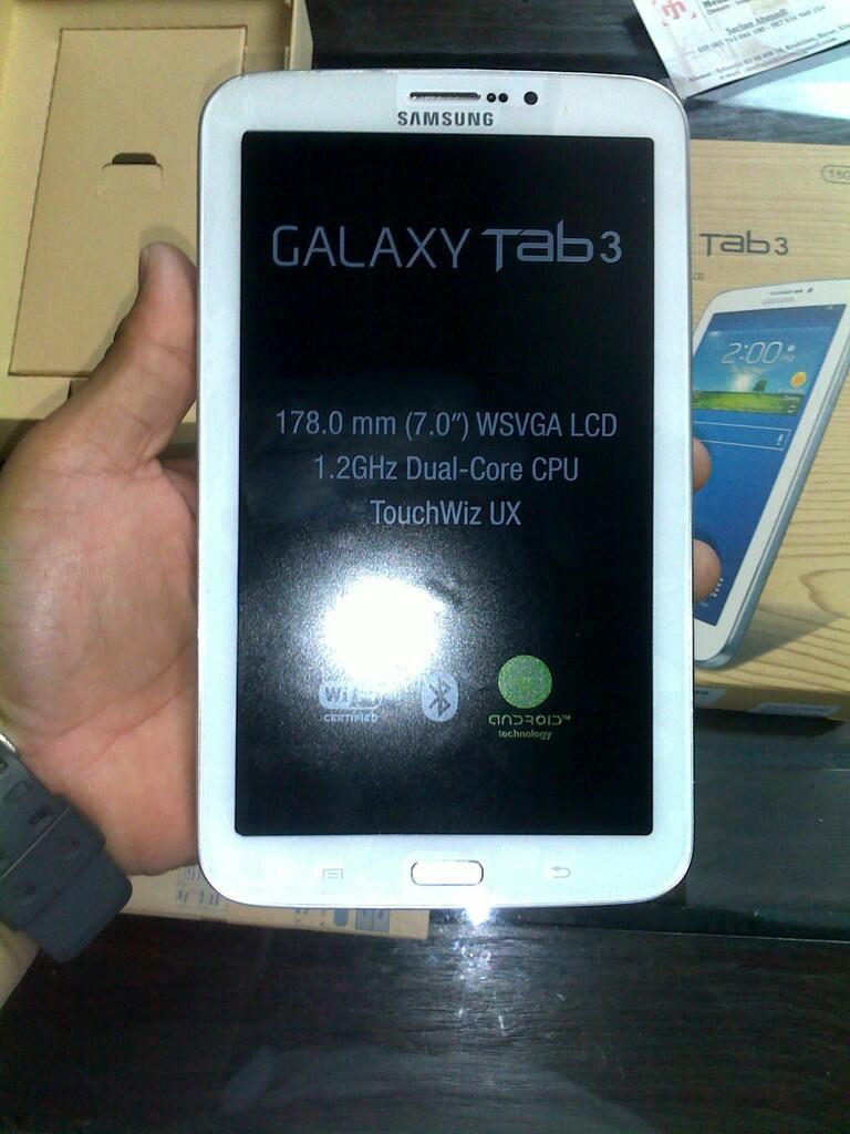Samsung Galaxy Tab 3 7 (16gb) White