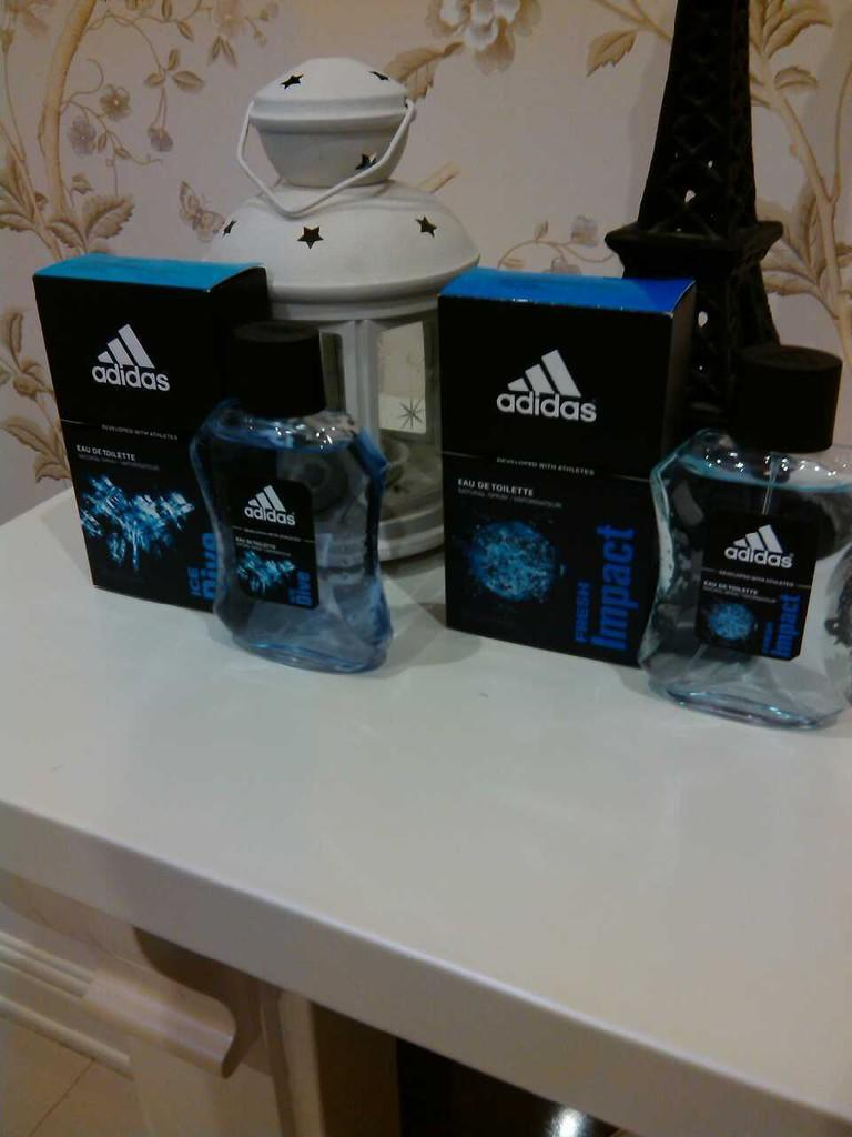 Parfum Original Adidas Fresh Impact for Men