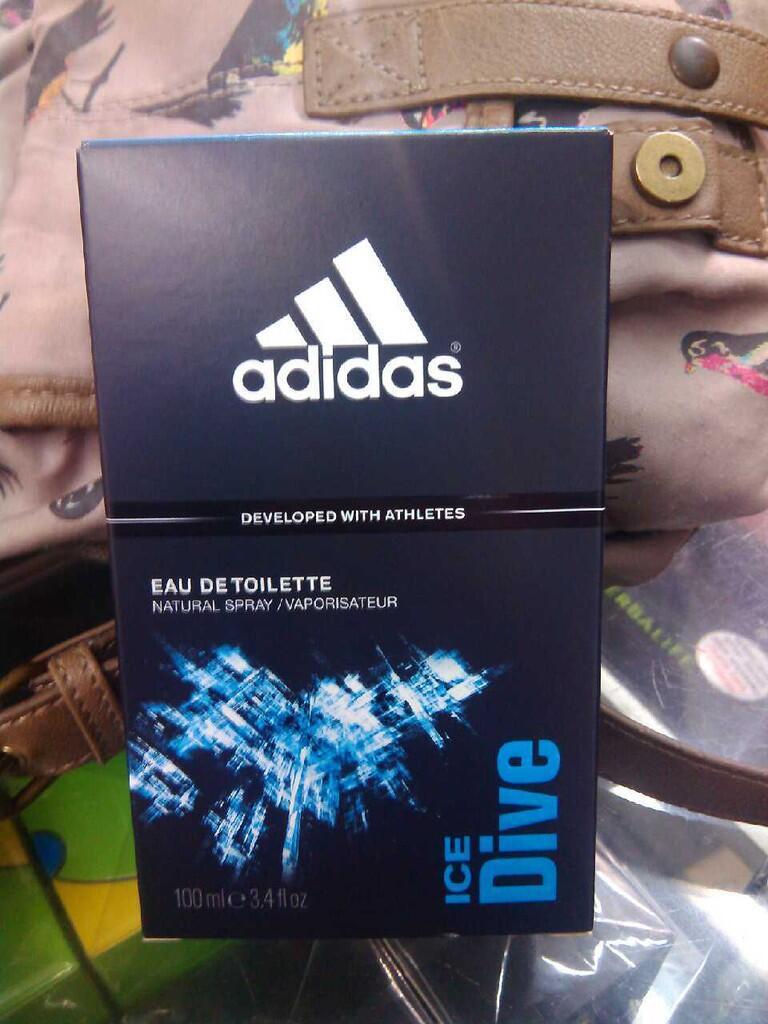 Parfum Original Adidas Ice Dive for Men