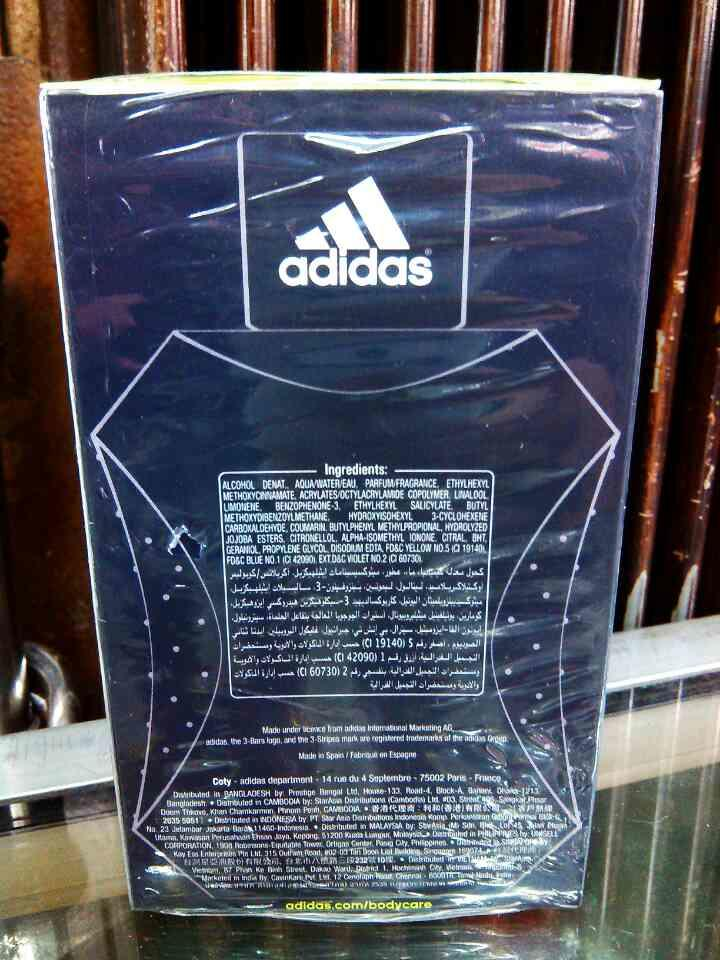 Parfum Original Adidas Pure Game for Men