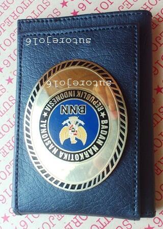 kalung dan dompet pengenal kta (TNI-POLRI)