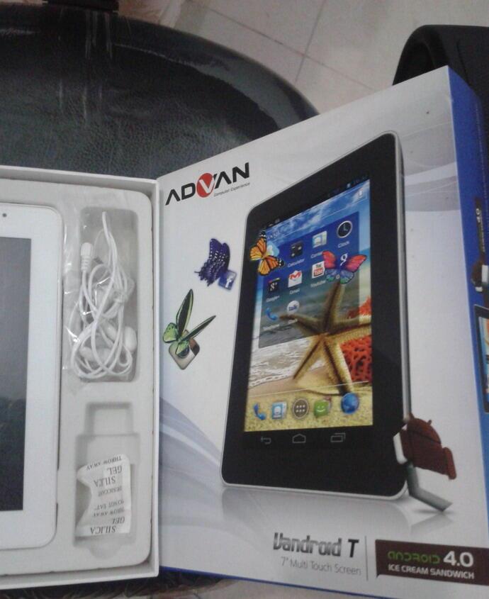 [DIJUAL} Advan Vandroid T 7inch... Bandung only..
