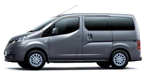 Nissan Evalia 1.5 SV M/T 2014 Ready Harga Murah