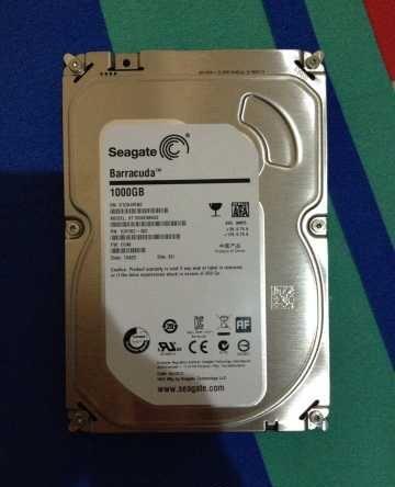 ]jual harddisk Internal seagate 1 TB / 1000 GB