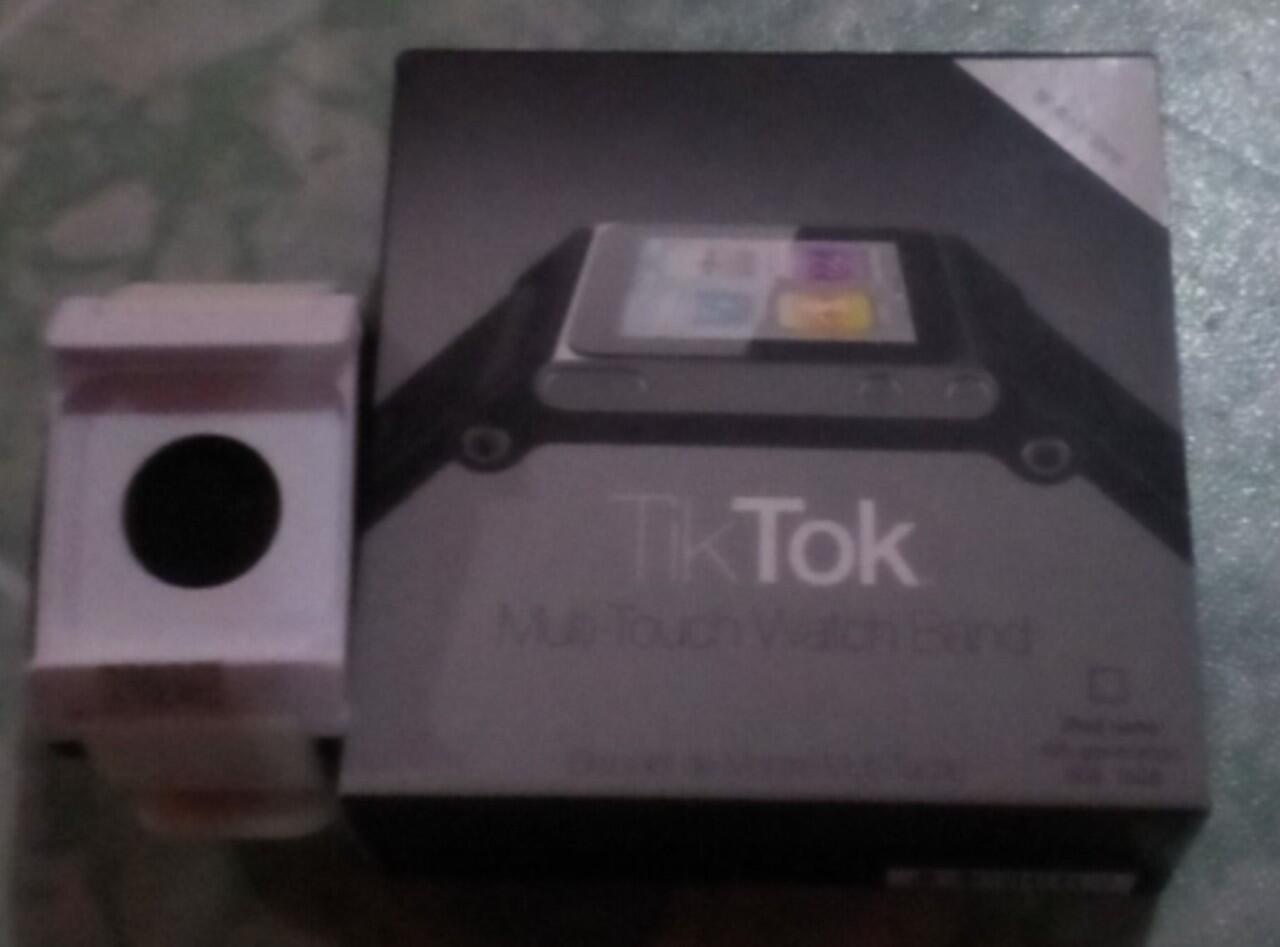 jual Tiktok Lunatik Multi Tocuh Watch Band ipod nano 6th generation 8 GB
