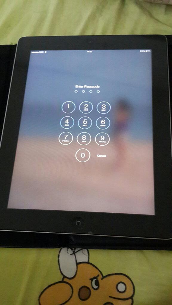 Ipad 2 3g wifi 32gb (black)