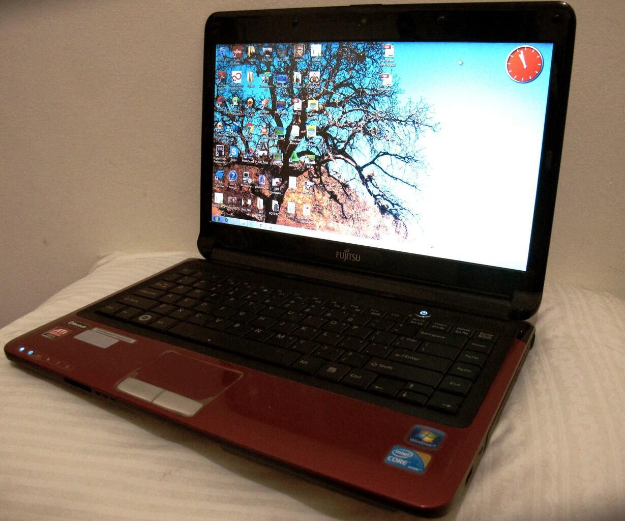 Fujitsu Lifebook LH530 - Laptop Second