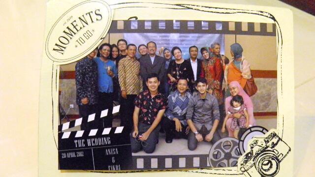 Jasa Photobooth Untuk Segala Macam Pesta (Wedding, Pesta ulang tahun, Seminar dll)