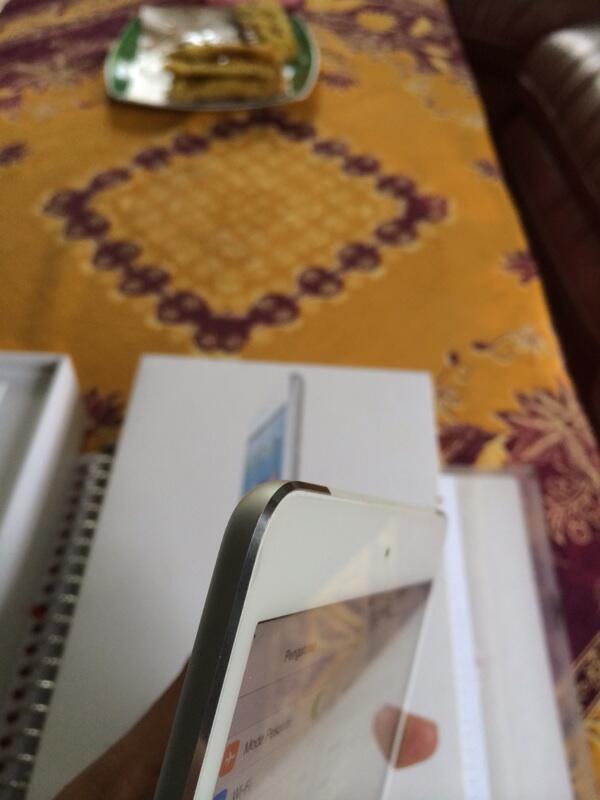 Ipad mini 16gb 3g+wifi mulus murah no batangan