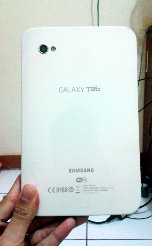 Samsung Galaxy Tab P 1010